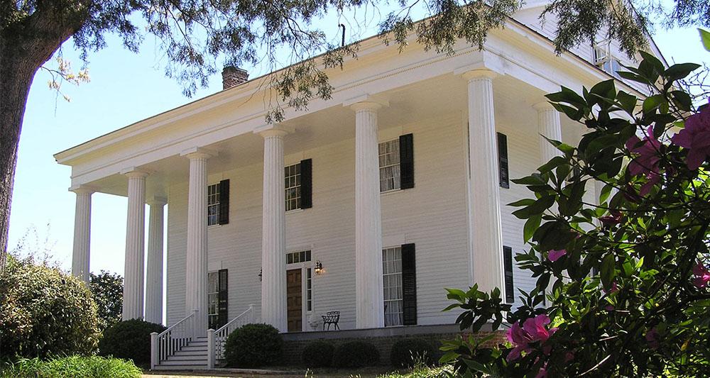 Barrington Hall